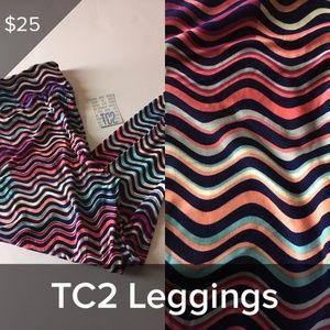 LOT OF 8 TC2 LULAROE LEGGINGS